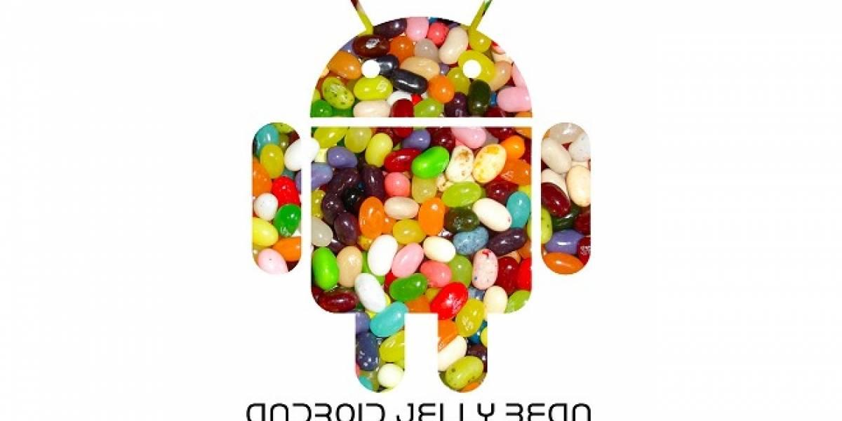 Google podría lanzar Android 5.0 Jelly Bean en el Q2 de este año