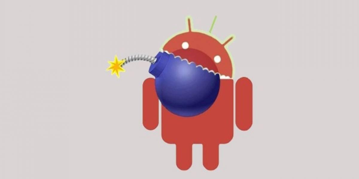 Kaspersky: Los virus y malware para Android aumentarán durante el 2012