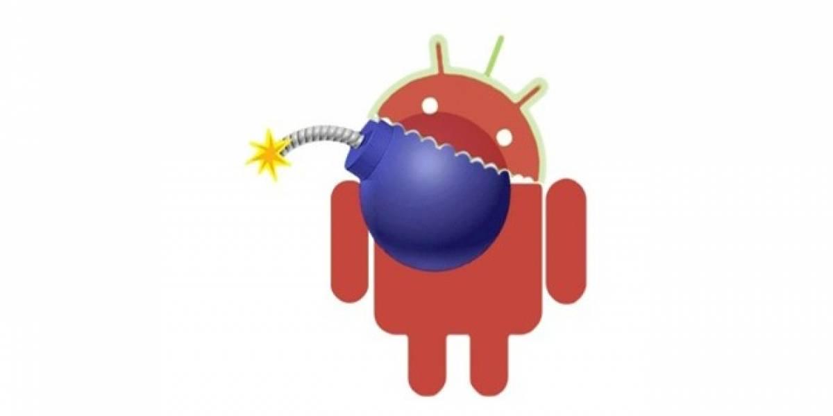 El malware para Android casi se triplica en 3 meses