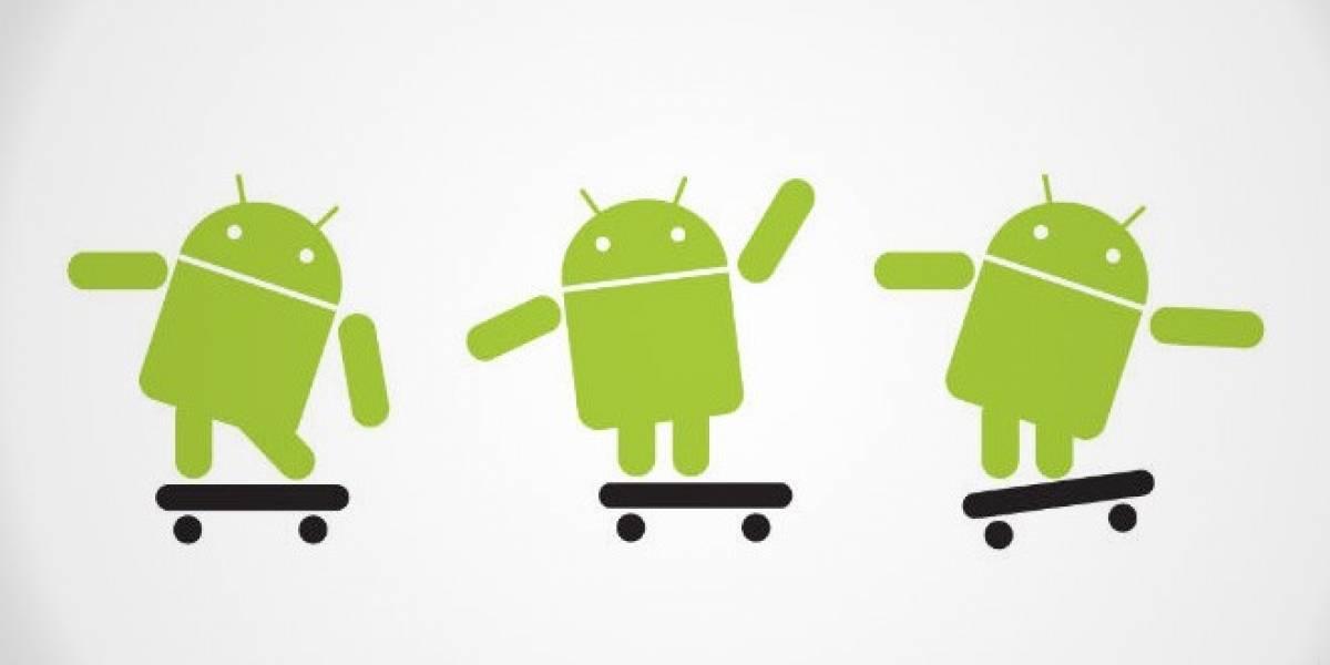 Tres de cada cuatro smartphones vendidos en el mundo son Android