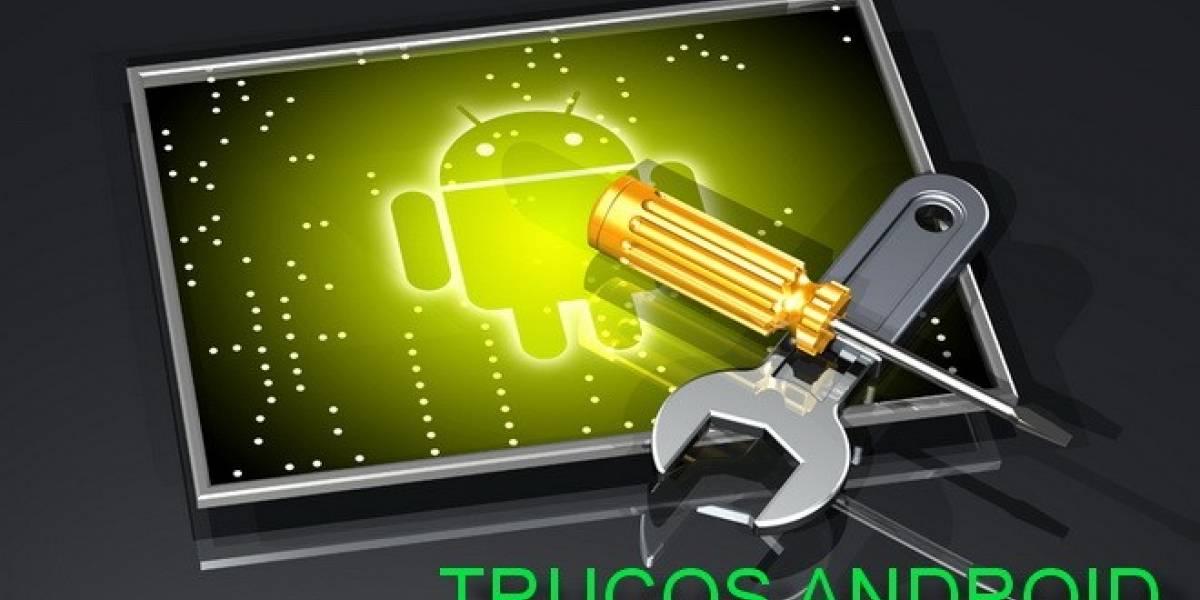 Diez trucos esenciales para empezar en Android