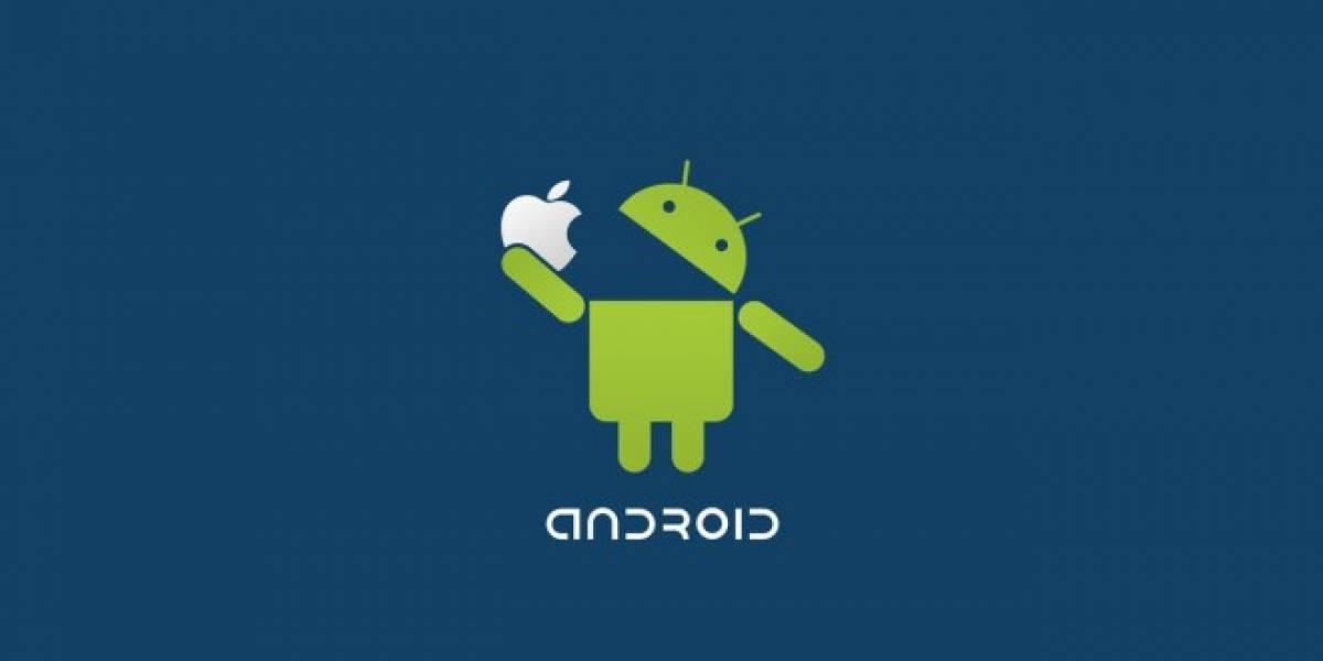 Android sigue arransando en España con el 87% de cuota de mercado