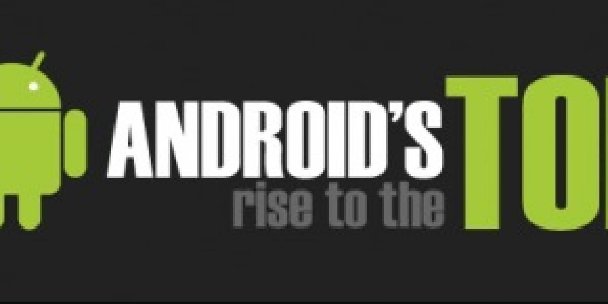 ¿Cómo Android ascendió a la cima?