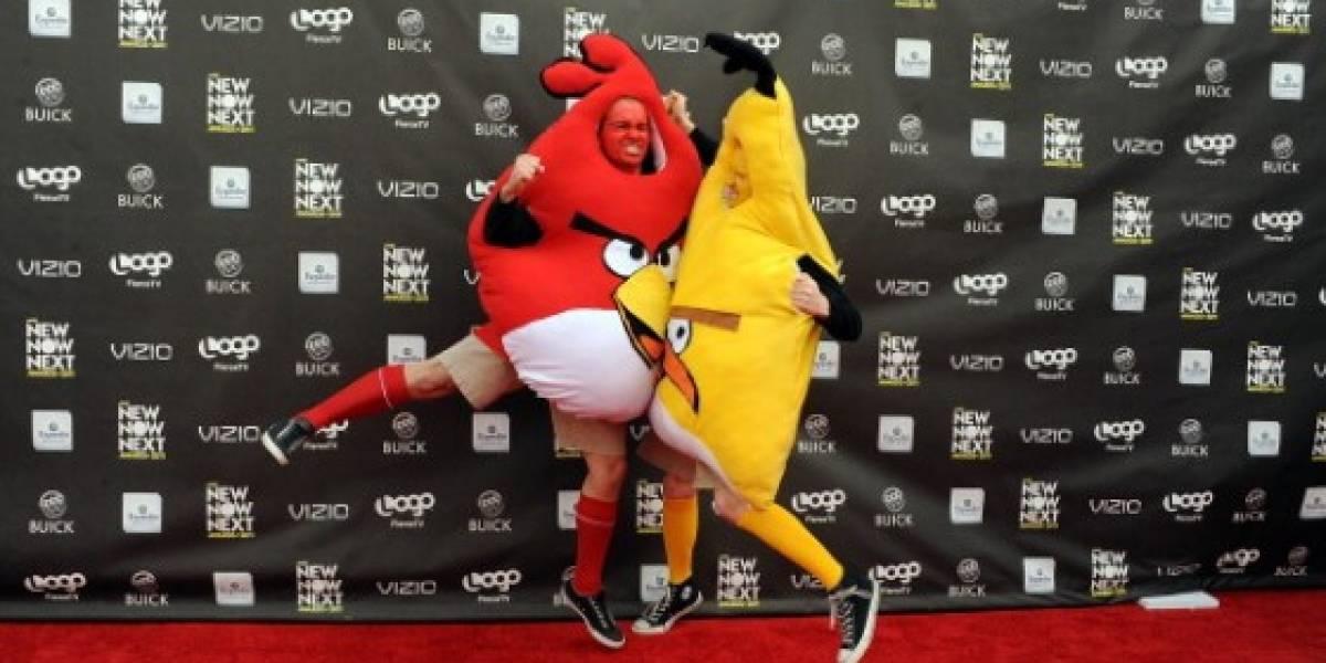 200 millones de descargas para Angry Birds