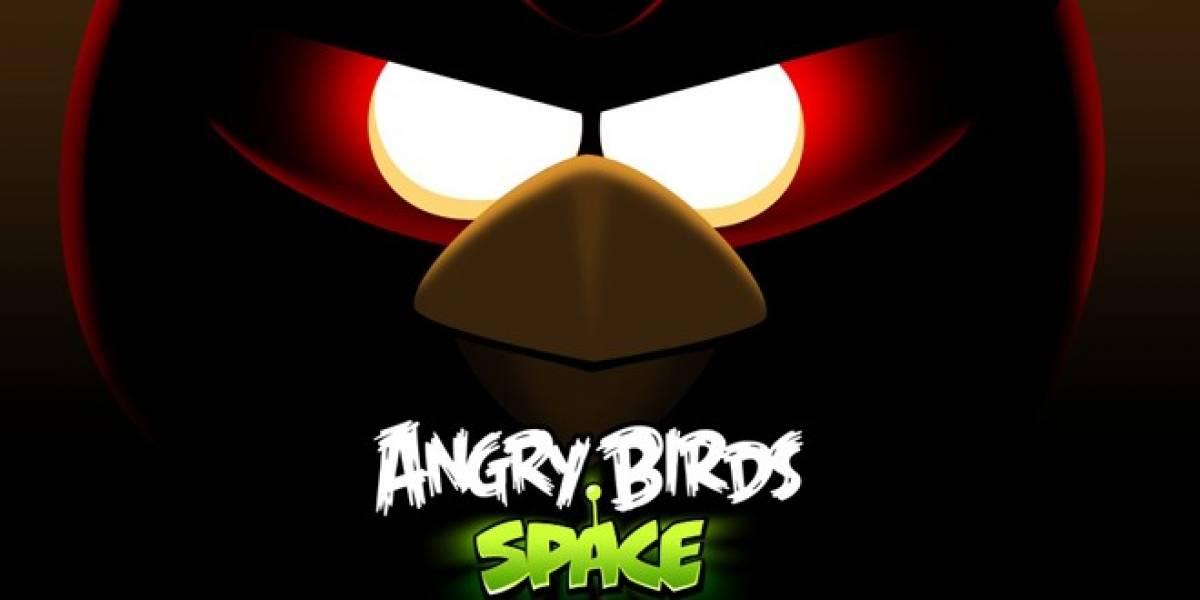 Angry Birds Space se catapultan al infinito y más allá...