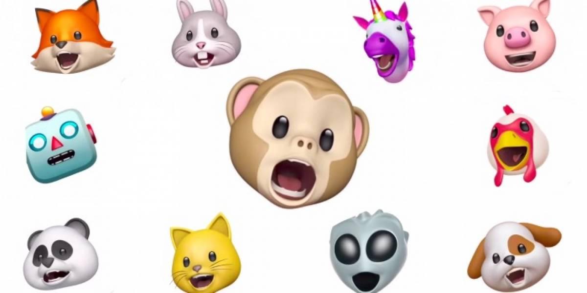 Apple añadirá 4 nuevos Animoji en la próxima actualización de iOS