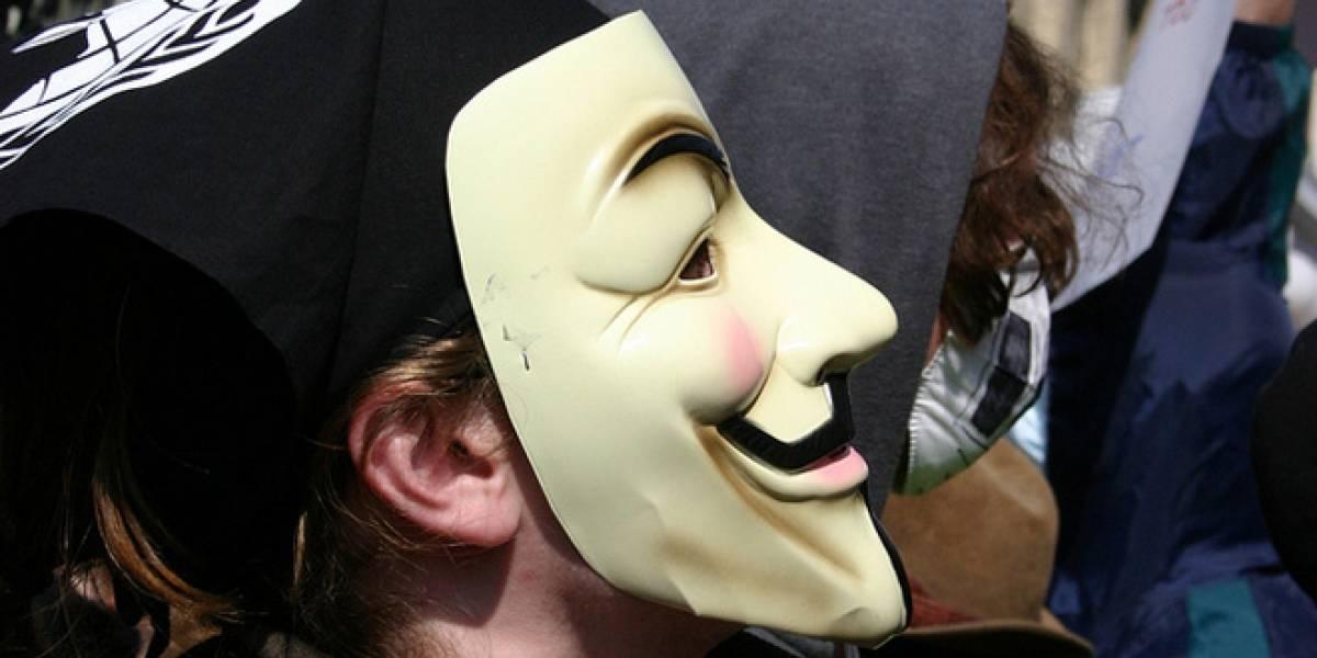 """Reporte detalla que ataque """"Robin Hood"""" de Anonymous alcanzó a más de 50.000 personas"""