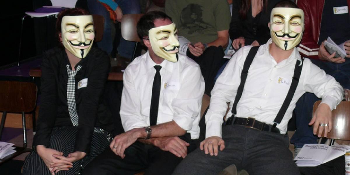 Detienen a seis supuestos miembros de Anonymous en República Dominicana