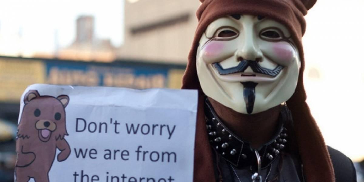 Anonymous registró y publicará las direcciones IP de casi 200 supuestos pedófilos