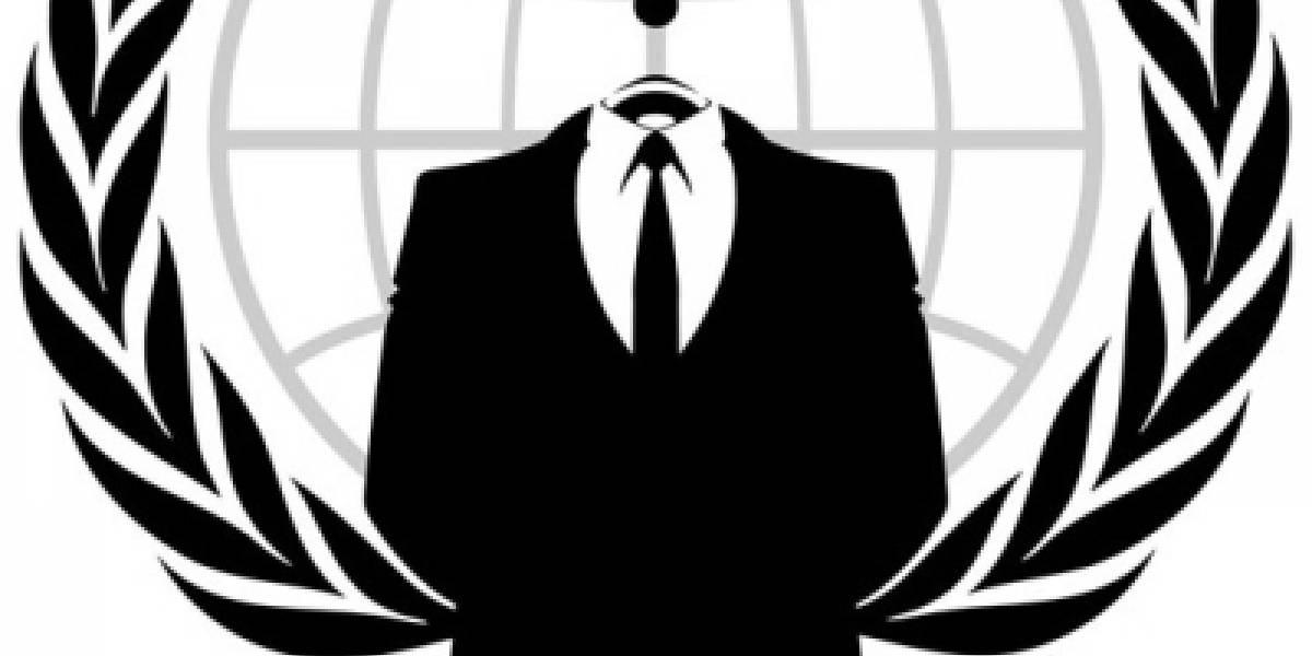 Anonymous continuará con su ataque a Sony