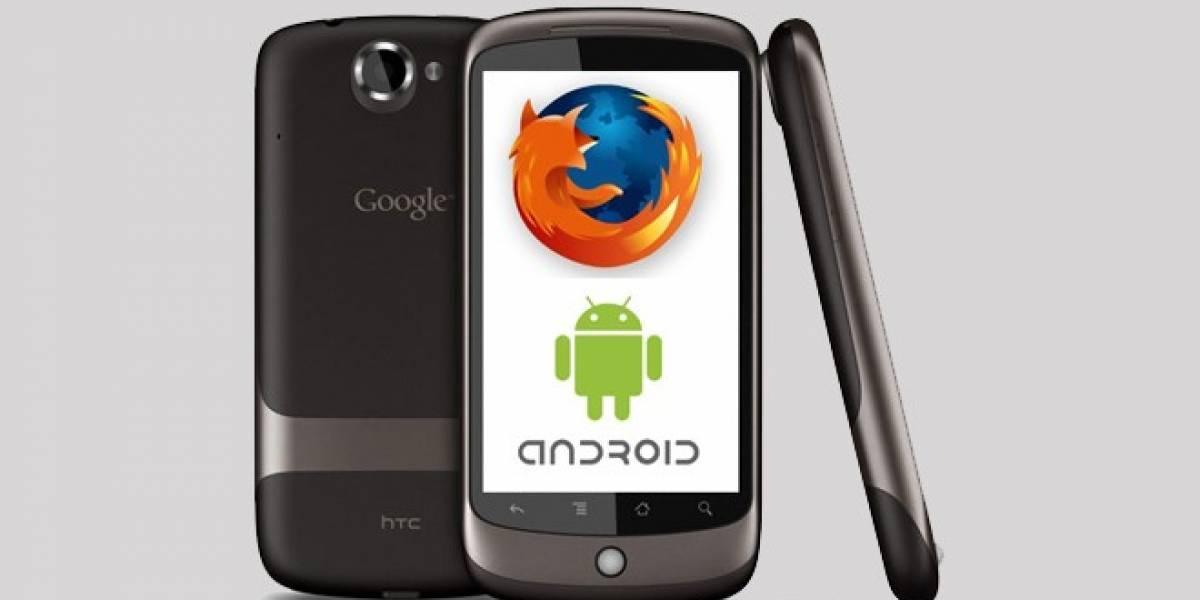Nuevo Firefox beta para Android integra soporte para Flash y nueva interfaz