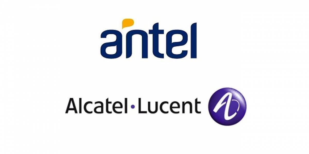 Antel y Alcatel-Lucent lanzan primera red comercial 4G/LTE en Latinoamérica