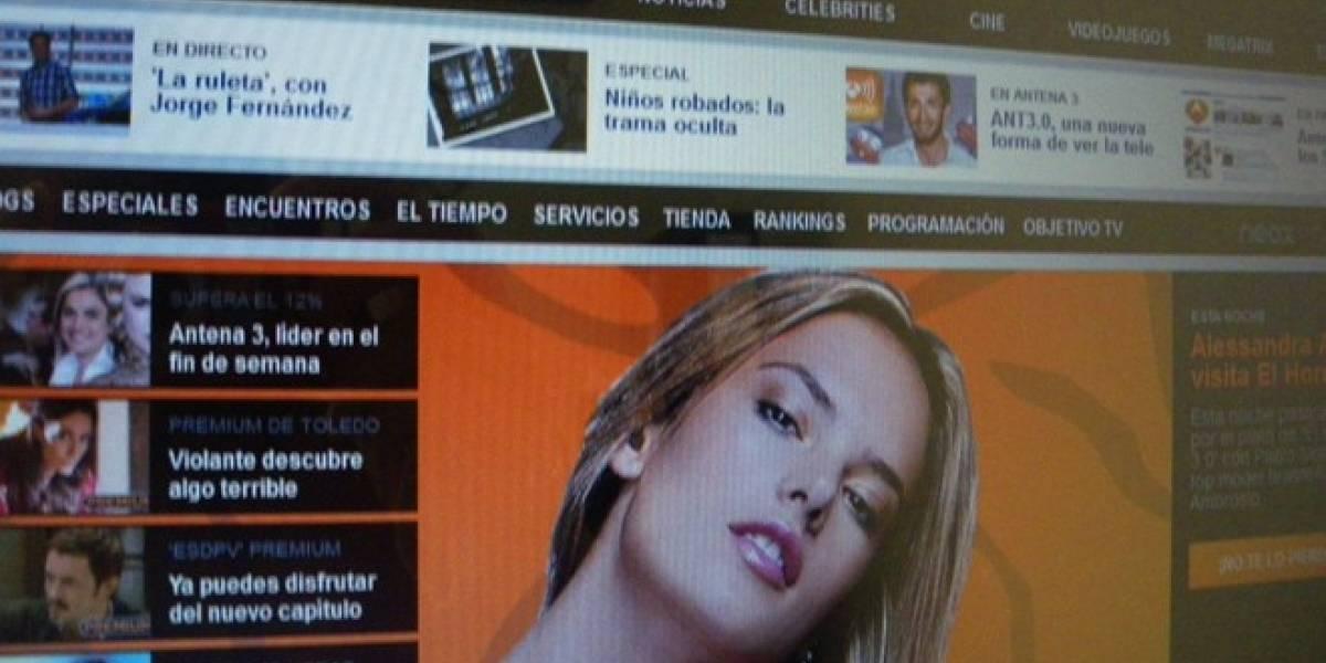España: Antena 3 estrena aplicación interactiva para iOS y Android