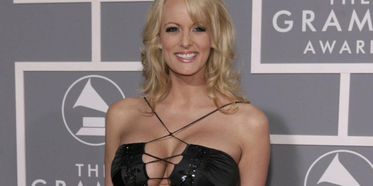 Actriz porno vinculada con Trump hablará en televisión