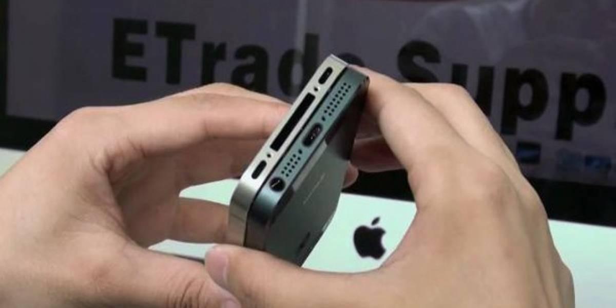 Apple cambiaría el conector de 30 pines en el iPhone 5