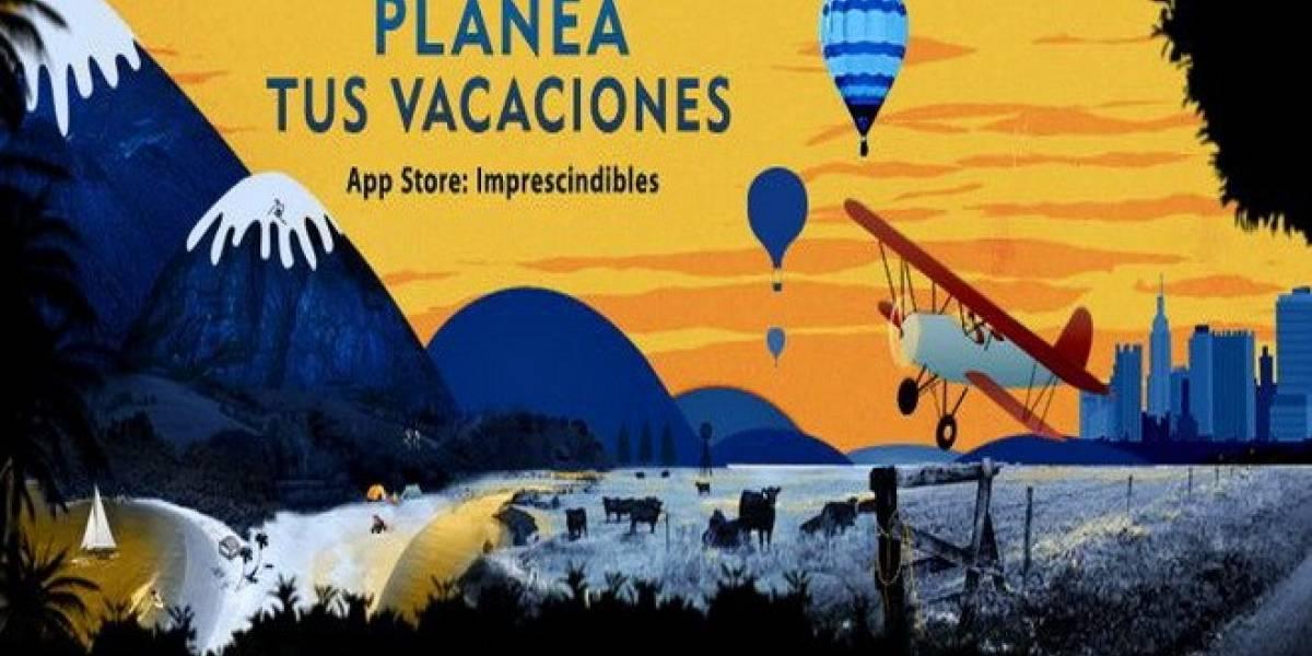 Aplicaciones gratuitas para llevar de viaje (para Android y para iPhone)