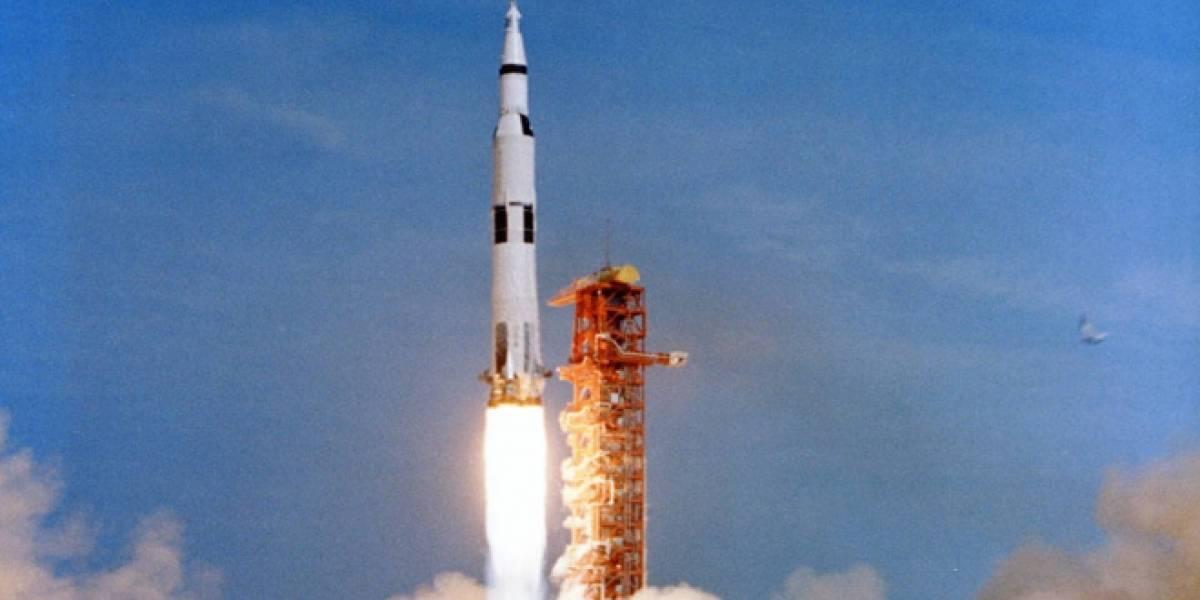 Jeff Bezos encontró los motores del Apolo 11 en el océano Atlántico