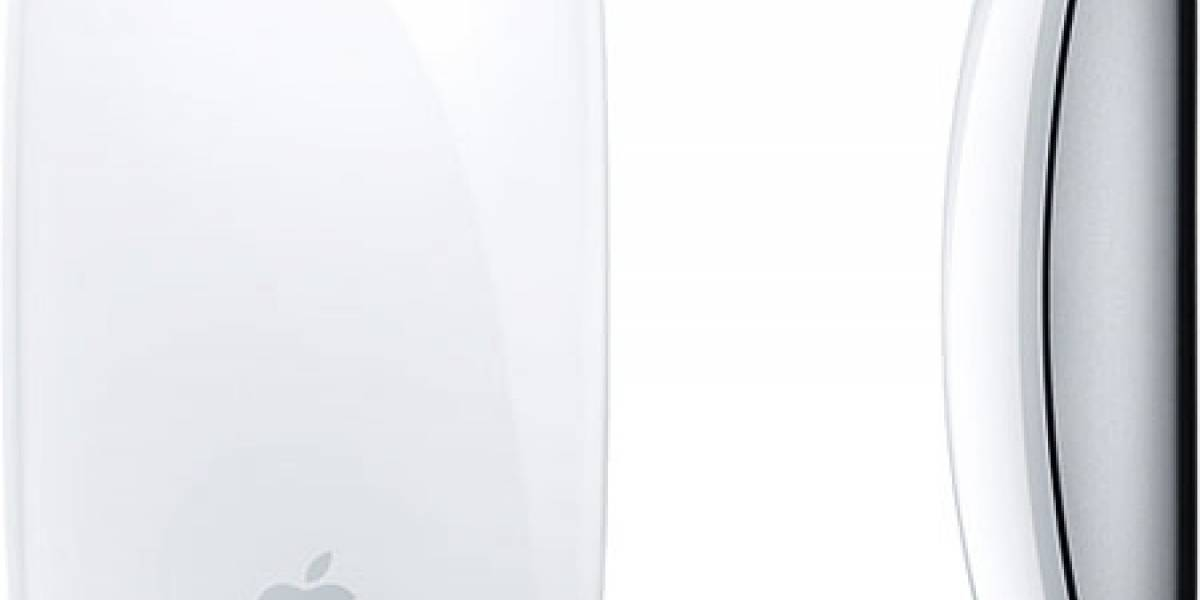 El Magic Mouse de Apple tendría los días contados