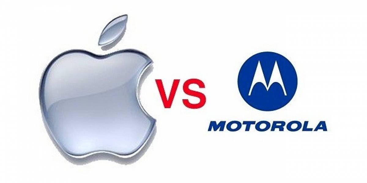 Cortes alemanas informan que Apple infringió patentes de Motorola