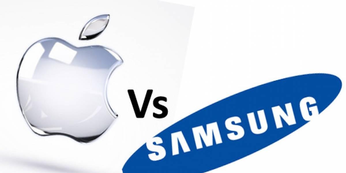 Samsung pide que Apple le muestre los diseños del próximo iPhone e iPad