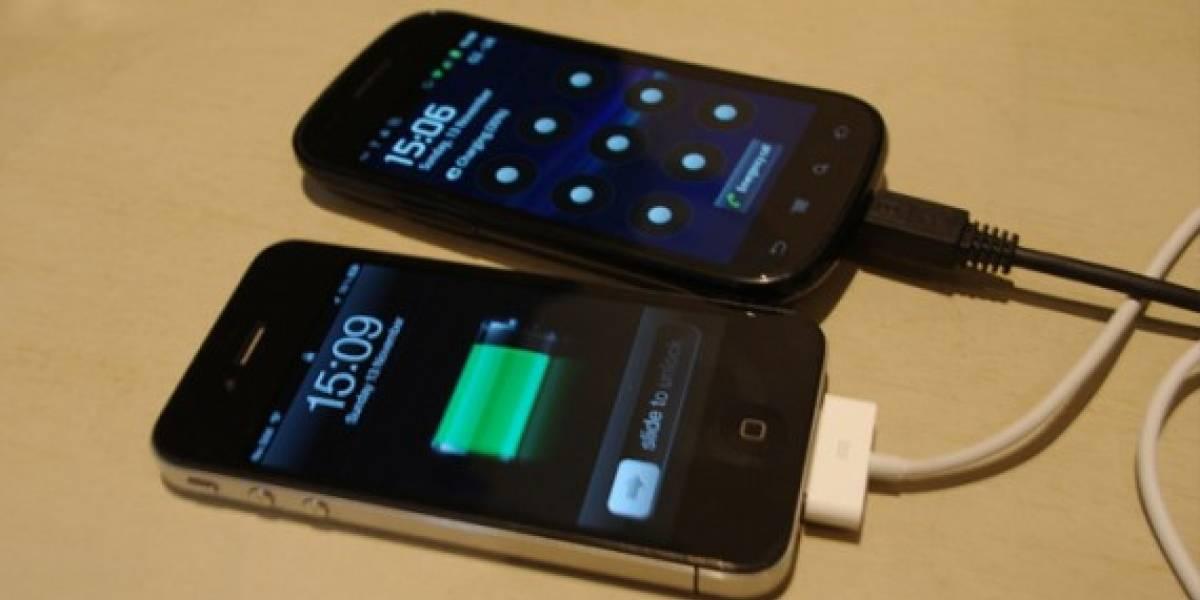 La batalla entre Samsung y Apple alrededor del mundo