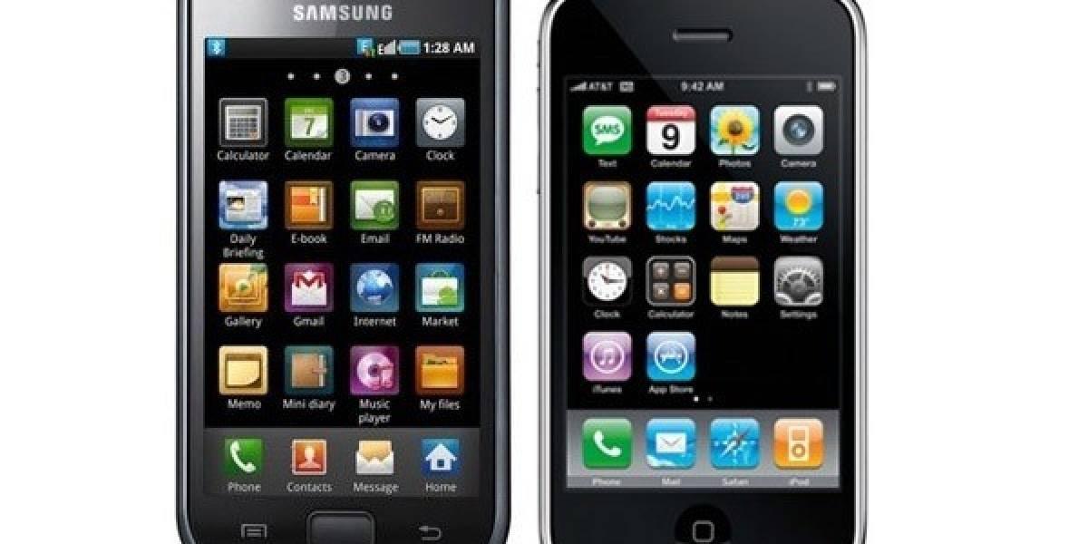 Apple habría ofrecido licenciar patentes a Samsung a 30 dólares por cada smartphone vendido