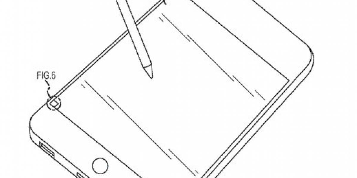 Apple solicita patente de un stylus óptico