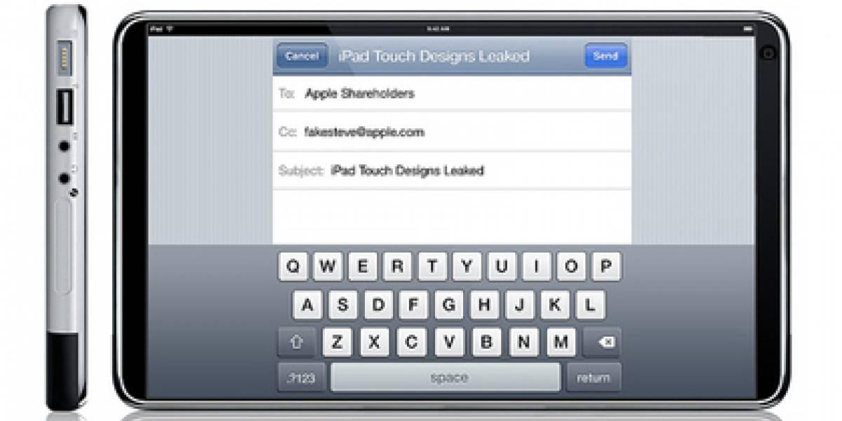 ¿Apple Tablet lista para navidad?