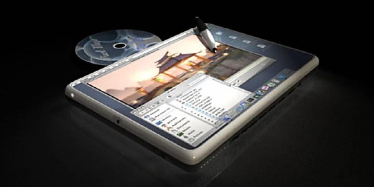 El tablet Apple va tomando forma
