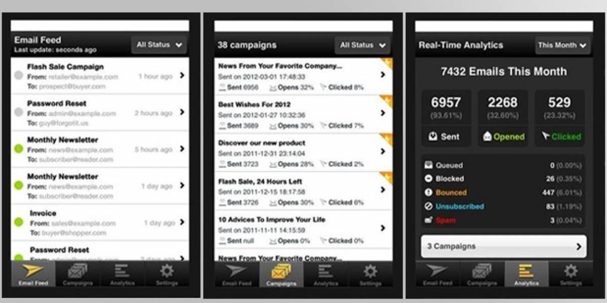 Mailjet: Una plataforma de envío de emails masivos que se hace móvil