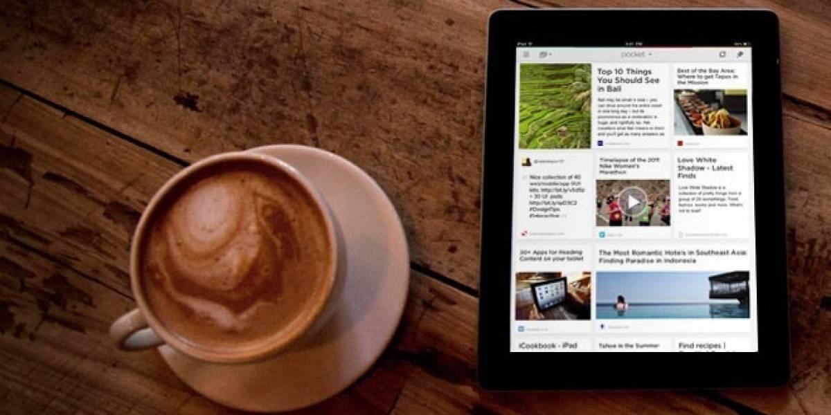 Aplicaciones para leer contenido Web en modo off-line