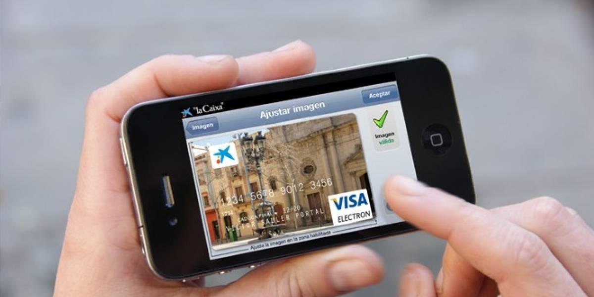 España: La Caixa estrena aplicación que te permite diseñar tus tarjetas bancarias con el iPhone