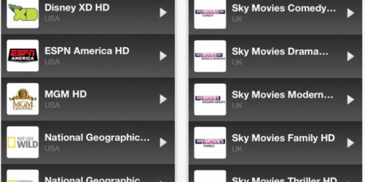 Aplicación de 1 dólar para ver TV Premium sin suscripción ni jailbreak causó revuelo en el App Store