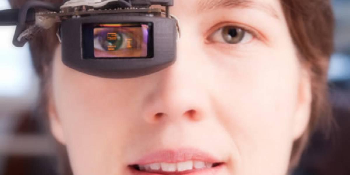 Presentan primer prototipo de microdisplay OLED para realidad aumentada