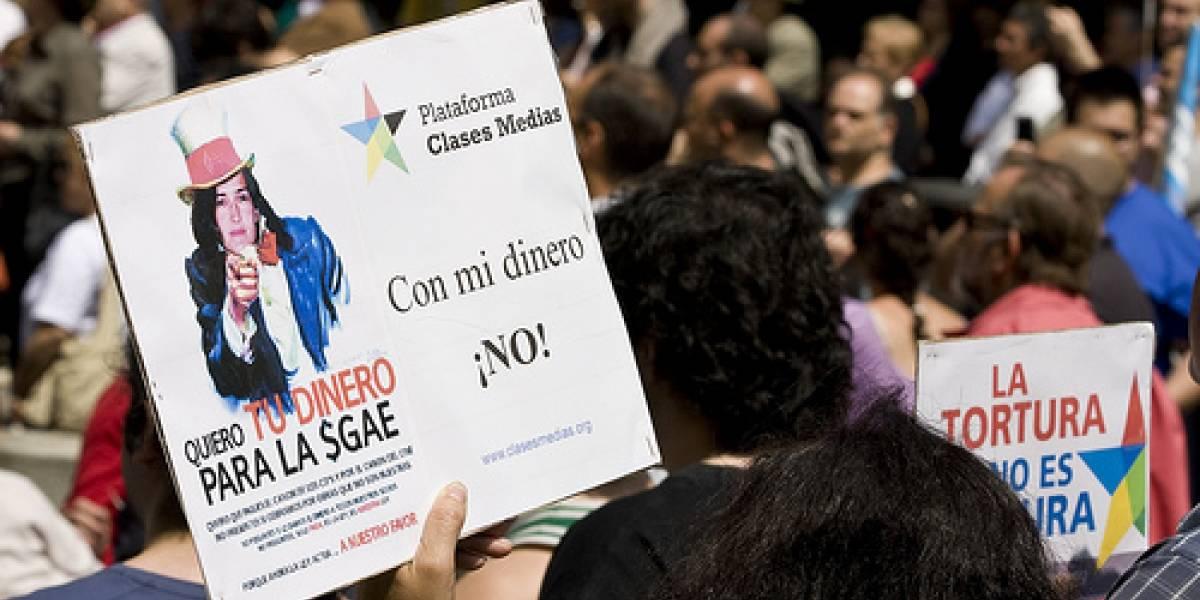 España: Ministra Sinde cree que los Estados Unidos no pueden estar contentos con el fracaso de su ley