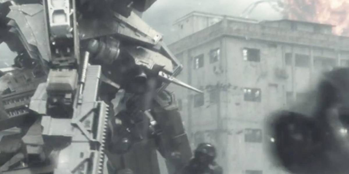 Doomsday, el nuevo tráiler de Armored Core V