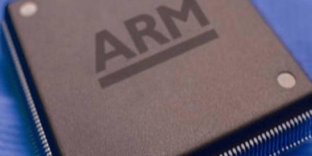 Foxconn trabaja en varios smartbooks con ARM y Linux