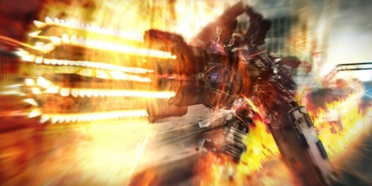 Armored Core V ya tiene fecha de salida