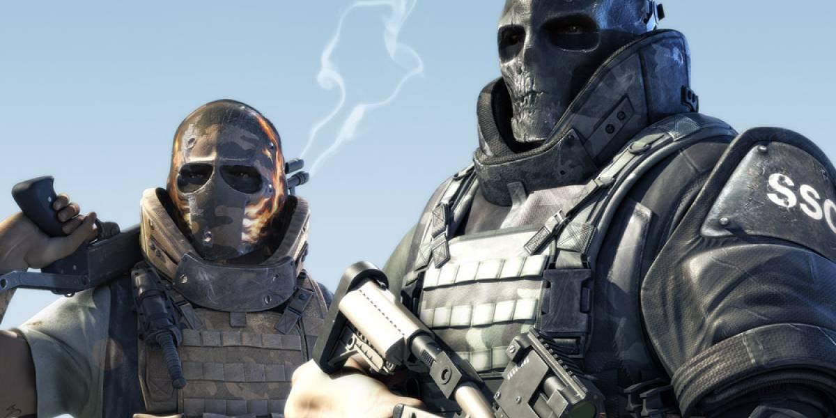 Futurología: EA está trabajando en Army of Four