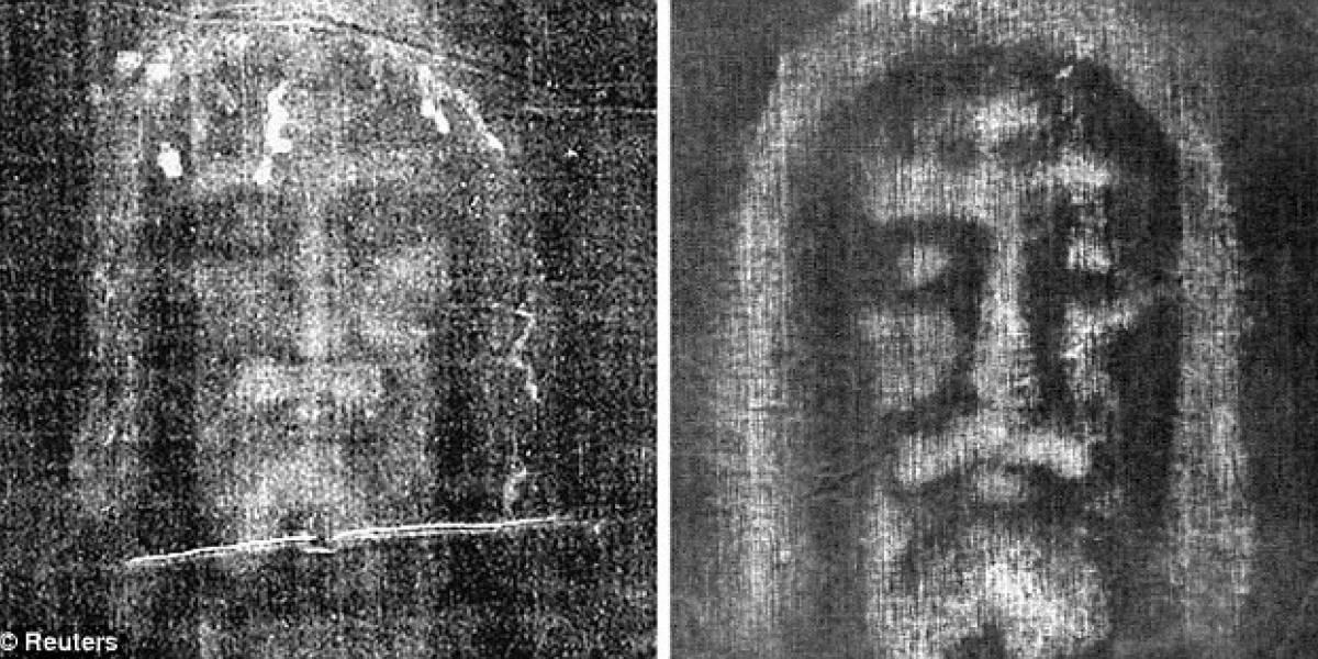 Científico italiano reproduce una falsa Sábana Santa