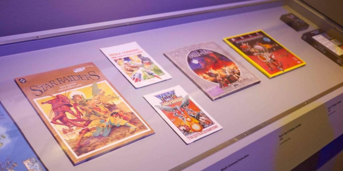 El Instituto Smithsoniano homenajea a los videojuegos con una muestra de arte