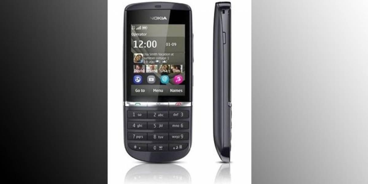 El Nokia Asha 300 llega a España
