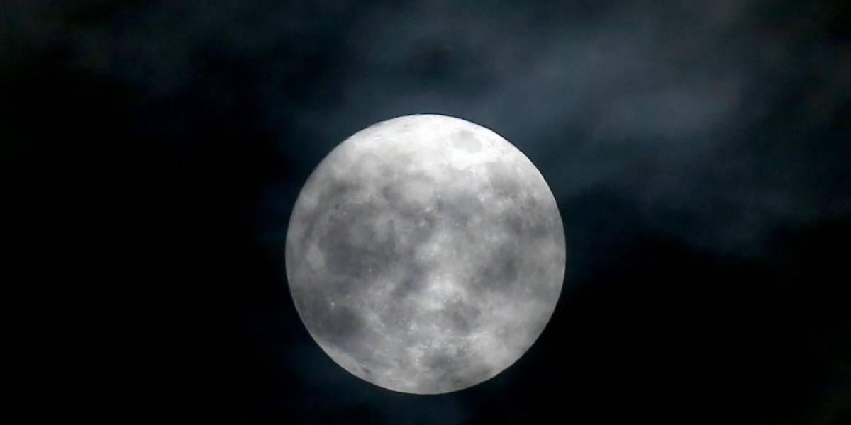 Enero se despedirá con una superluna con eclipse total