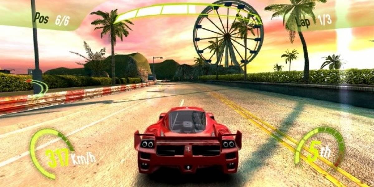 Asphalt: Injection se suma al catálogo de lanzamiento de PlayStation Vita