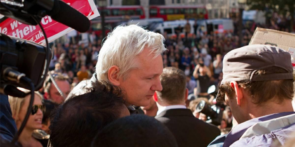 Assange pierde la última opción que tenía para evitar la extradición