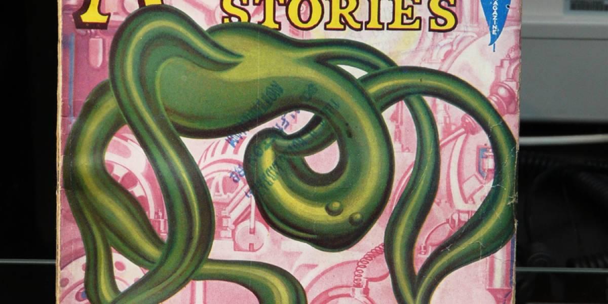 Buscan traducir al español serie de antiguas revistas de ciencia ficción