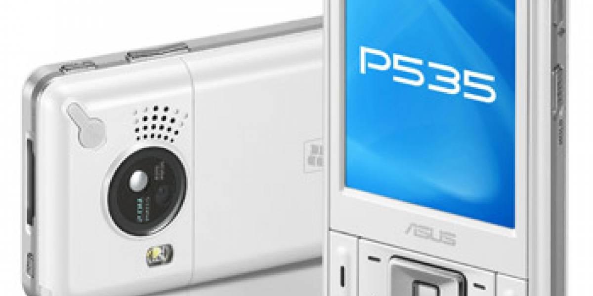Asus P535, celular recargado