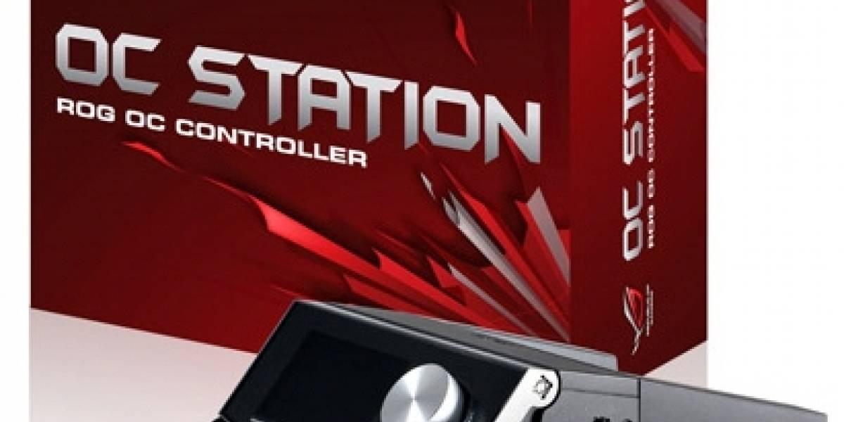 Asus presenta ROG OC Station