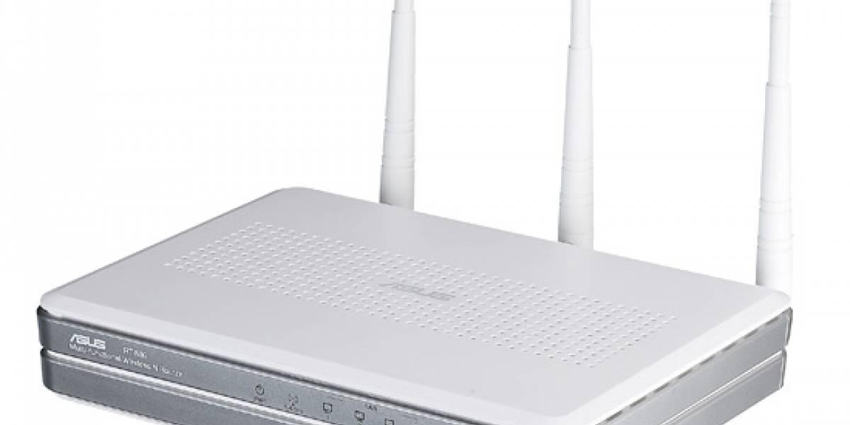 RT-N16: El nuevo router de Asus