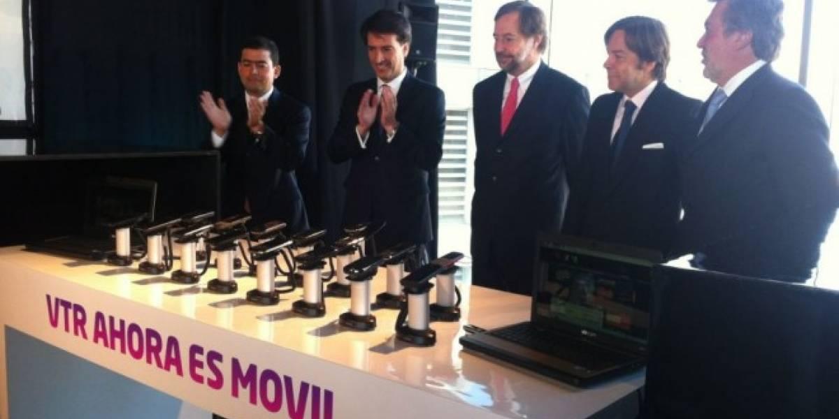 VTR lanza oficialmente su servicio móvil en Chile